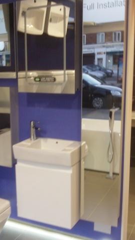 Aquarooms  Showroom