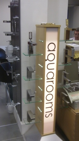 bongio taps on display at Aquarooms (3)